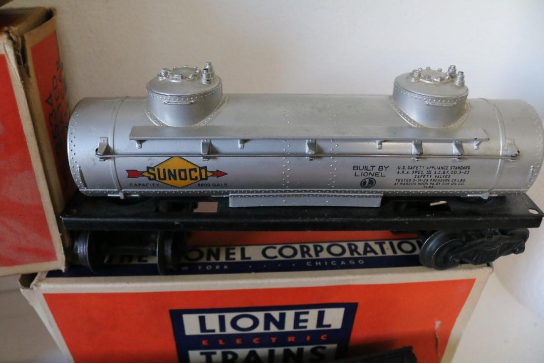 Lot of Vintage Lionel Trains, Transformer, & Tracks - 8