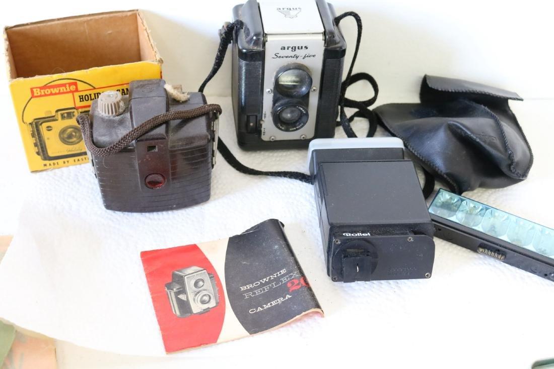 Vintage Camera lot