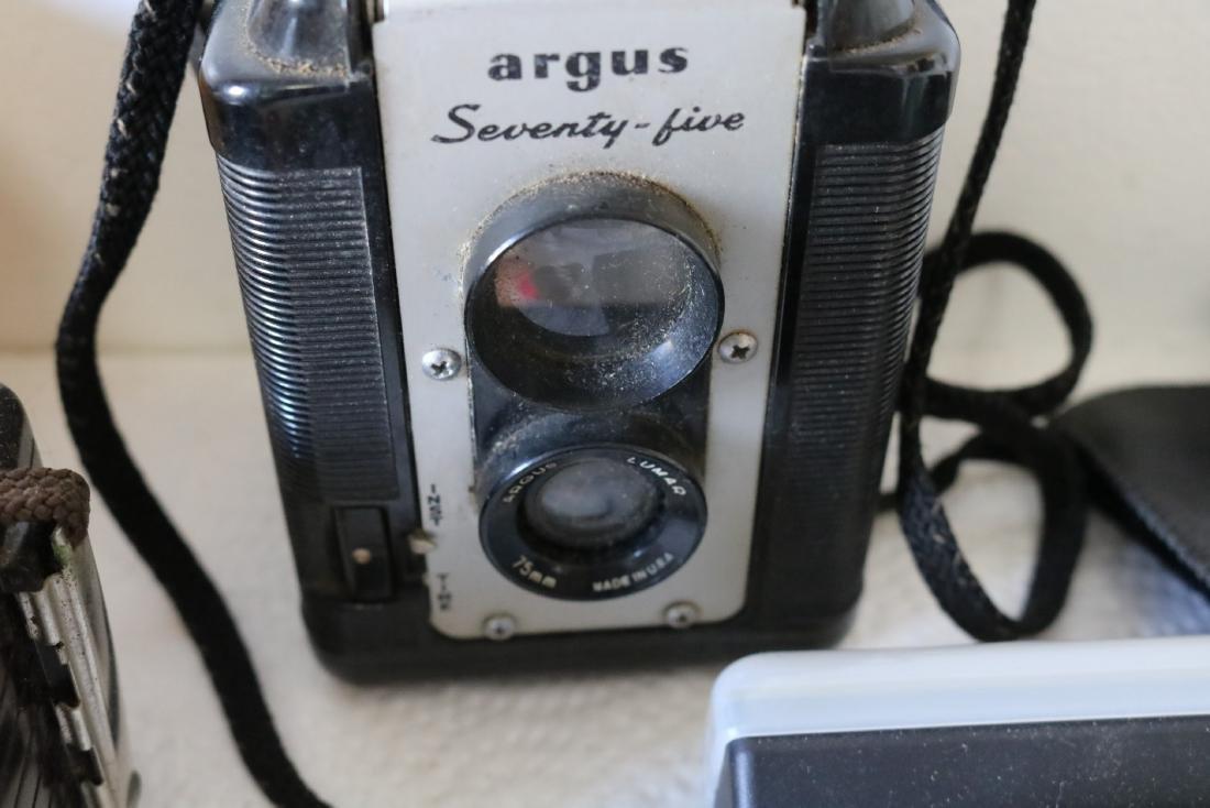 Vintage Camera lot - 2