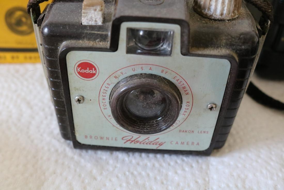 Vintage Camera lot - 3