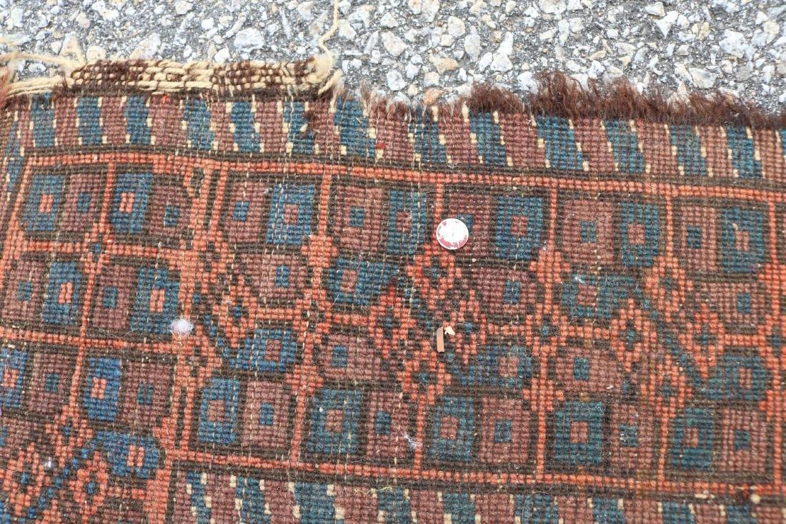 Antique Persian Carpet - 10