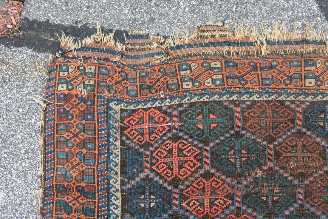 Antique Persian Carpet - 8