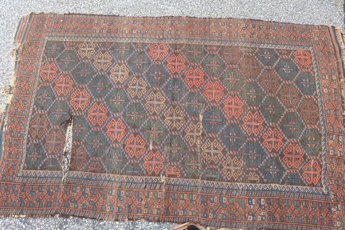Antique Persian Carpet - 9