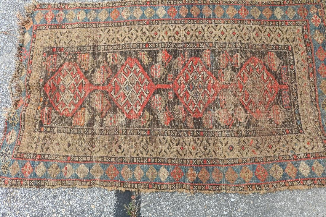 Antique Persian Carpet - 5