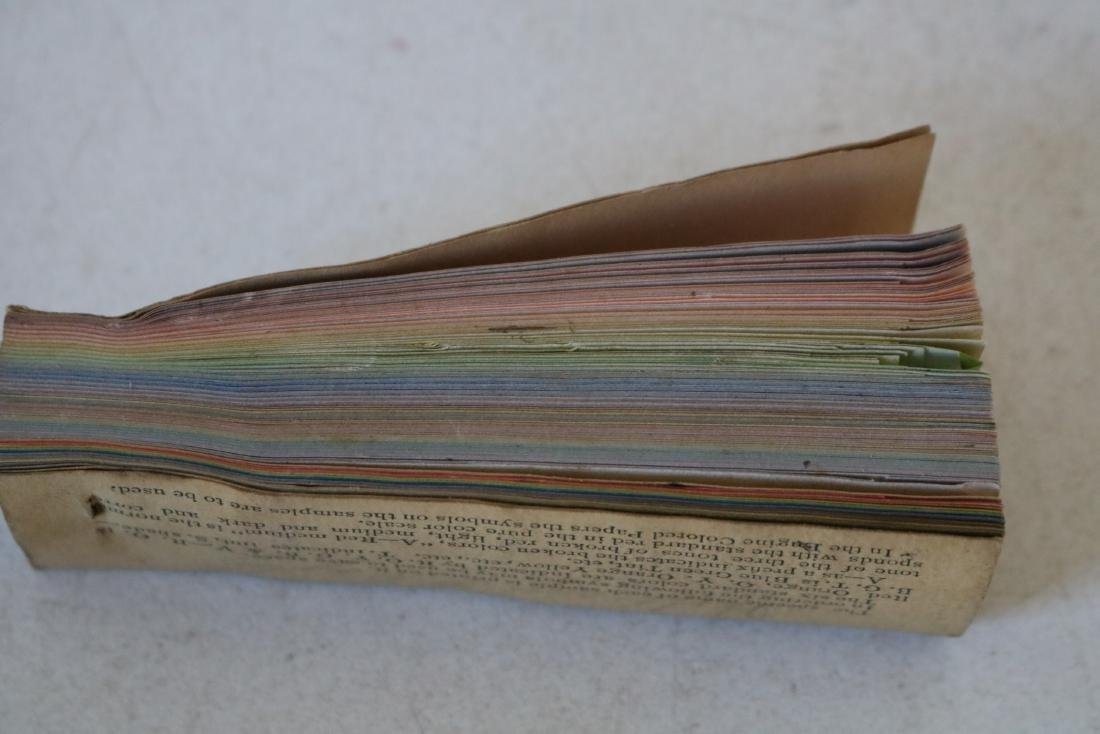 The Bradley Educational Company Colored Papers sample - 4