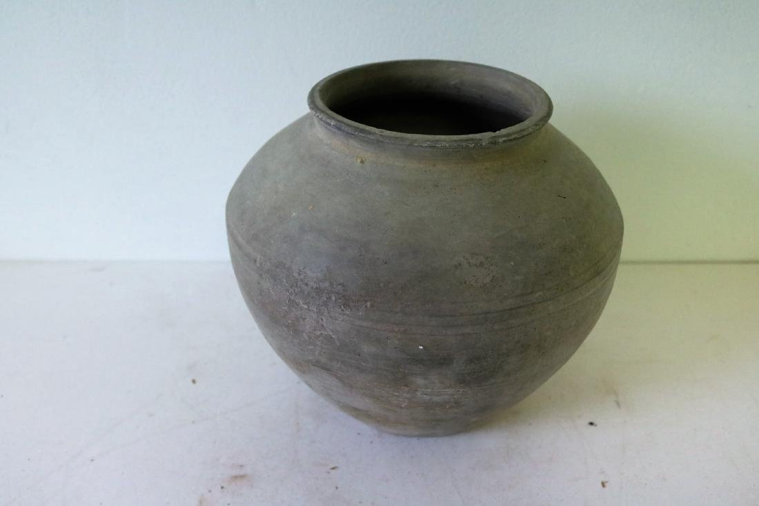 Early Asian Clay Vase