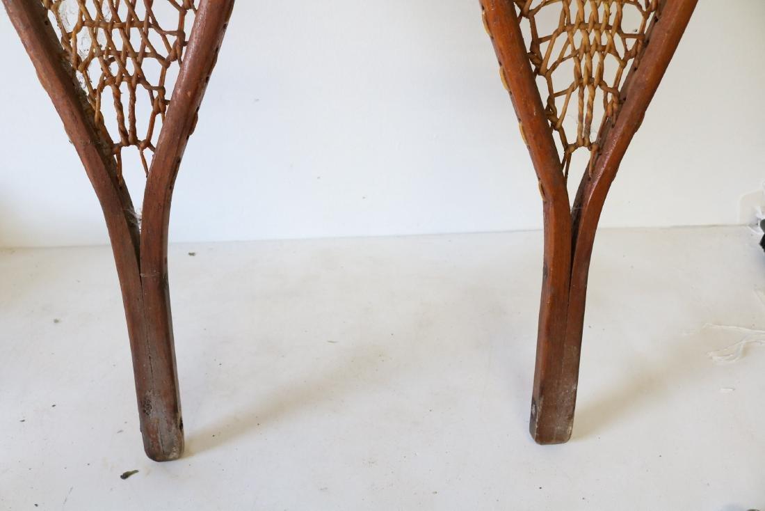 C.A. Lund Antique Snow Shoes - 5