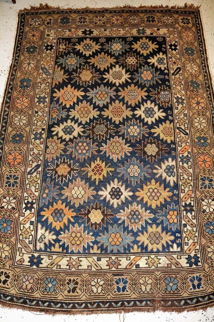 Antique Persian Carpet, 46 x 65