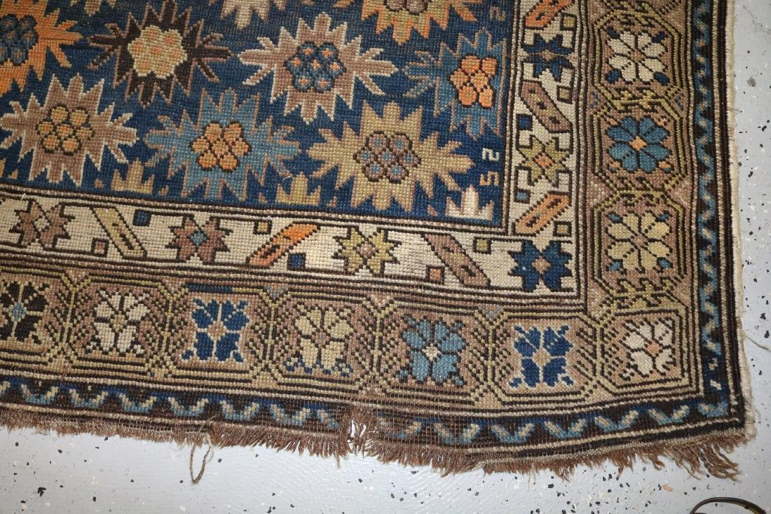 Antique Persian Carpet, 46 x 65 - 5