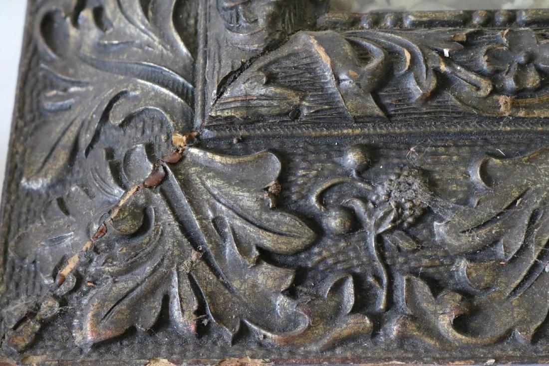 1877 The Kingdom Come Antique Religious Shadow Box - 6