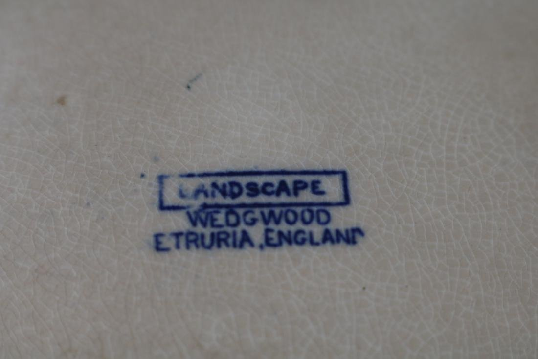 Wedgewood Landscape pattern Soup Tureen with Cover - 7