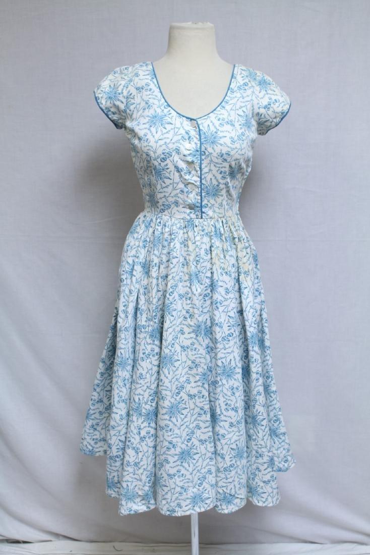 1950s Natalie New York Dress