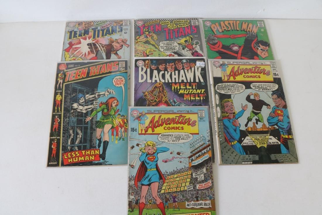 Silver Bronze Age Comic lot
