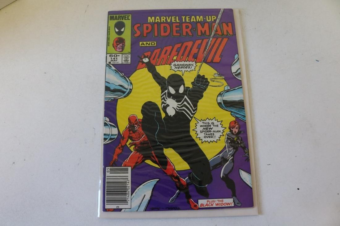 Marvel Team-up #141, 1st Costume Spiderman