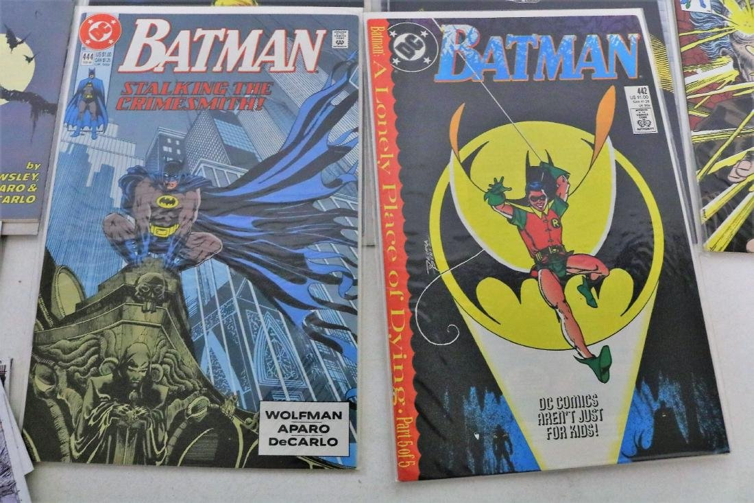 Batman Comic & Gum Cards - 2
