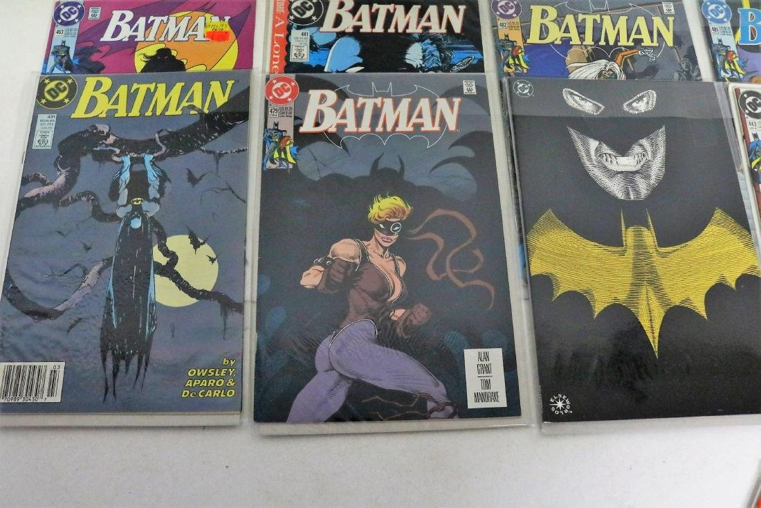 Batman Comic & Gum Cards - 3