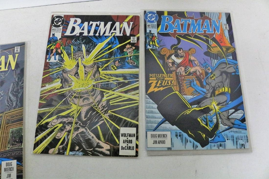 Batman Comic & Gum Cards - 5