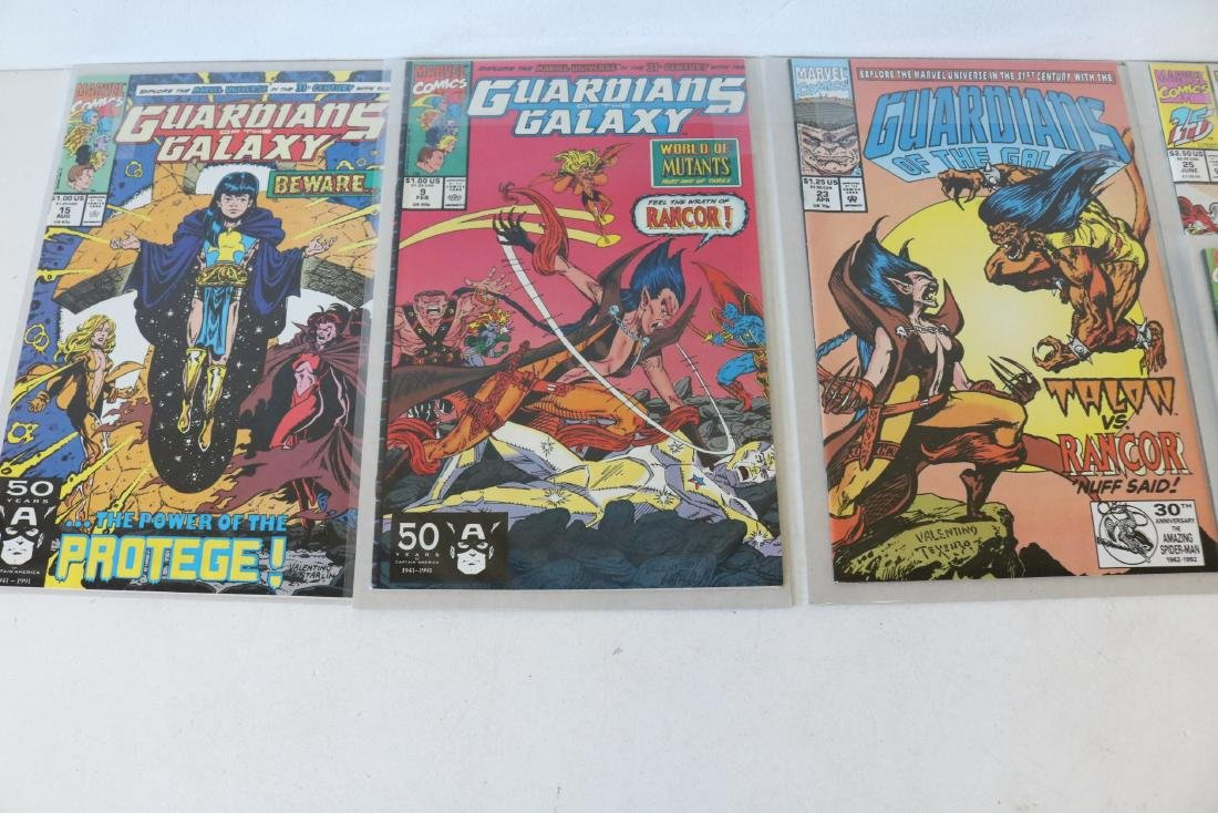Marvel Guardians of Galaxy Lot of 26 Comics - 6