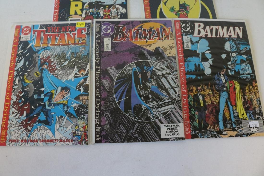 Complete Batman, Lonely Place for Dying - 2