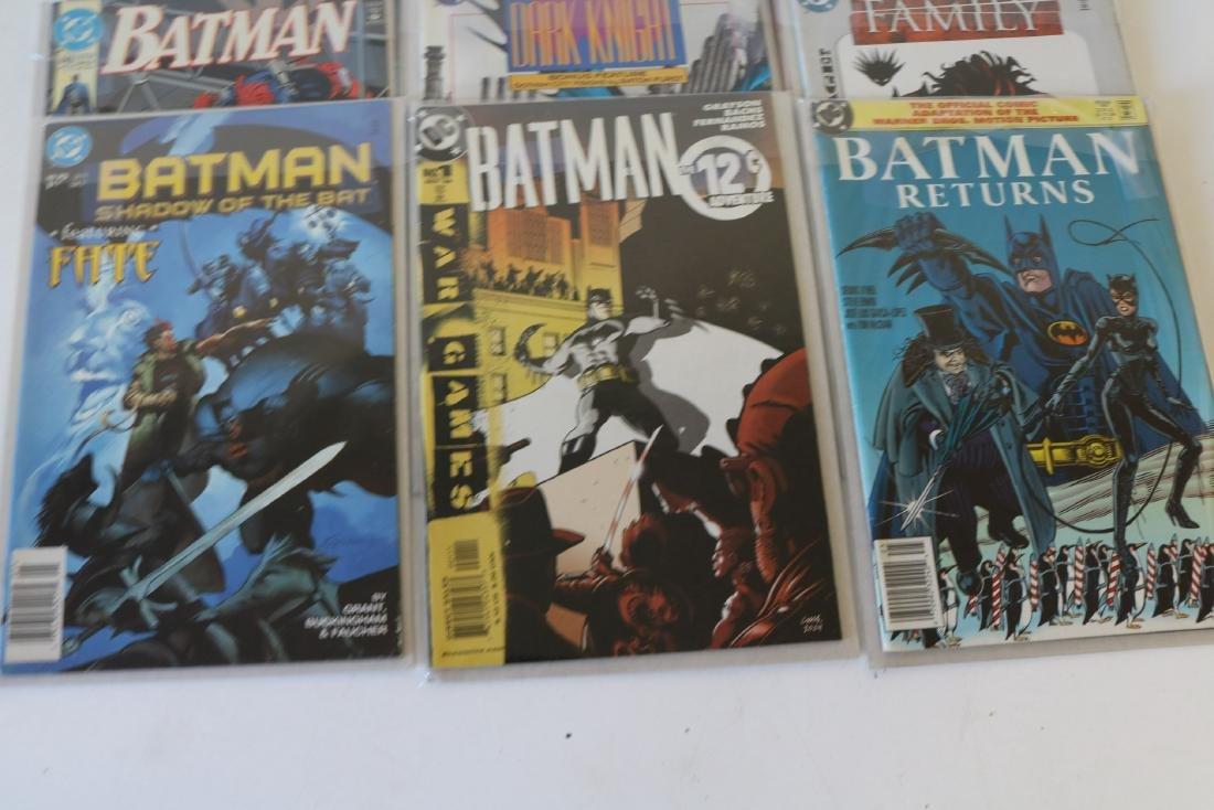 Lot of 14 Batman comics - 2