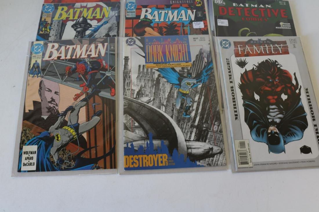 Lot of 14 Batman comics - 3