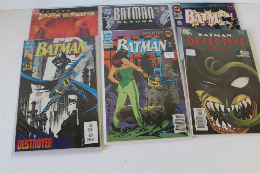 Lot of 14 Batman comics - 4
