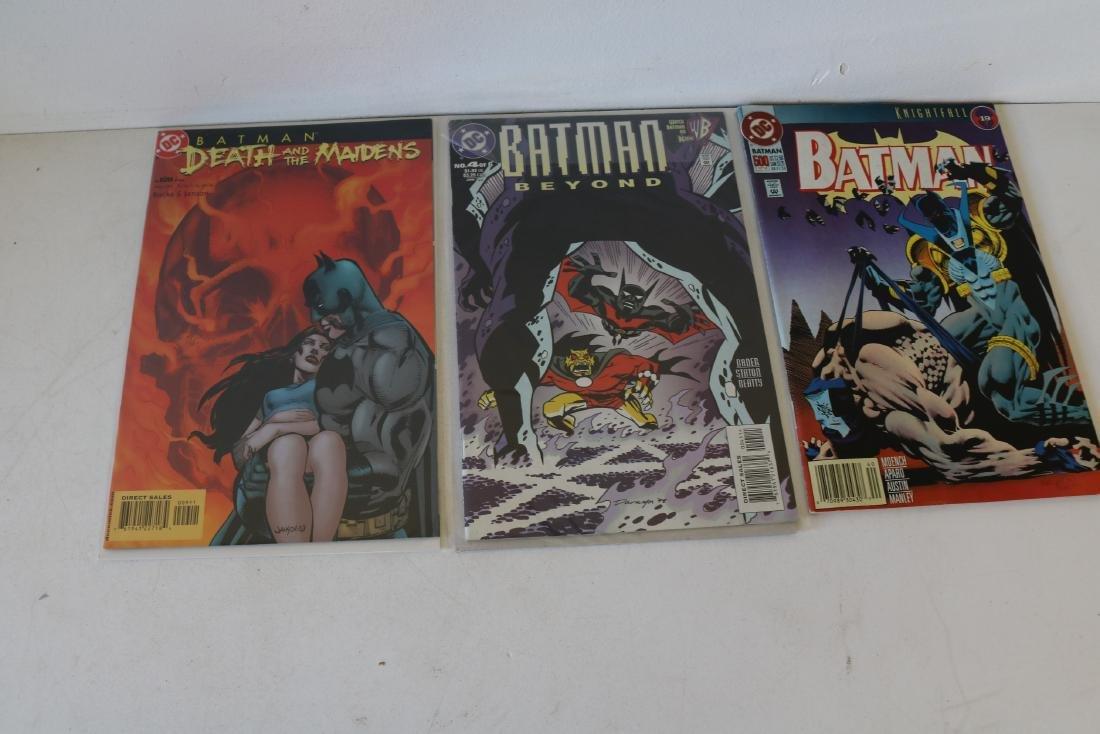 Lot of 14 Batman comics - 5