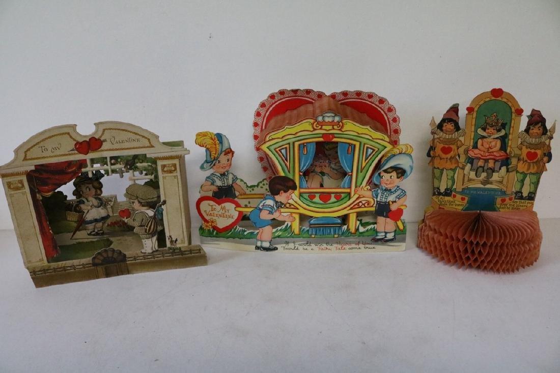 Lot of Vintage Valentines 1926
