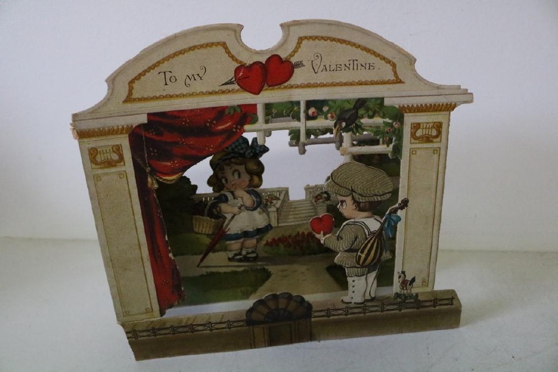 Lot of Vintage Valentines 1926 - 4