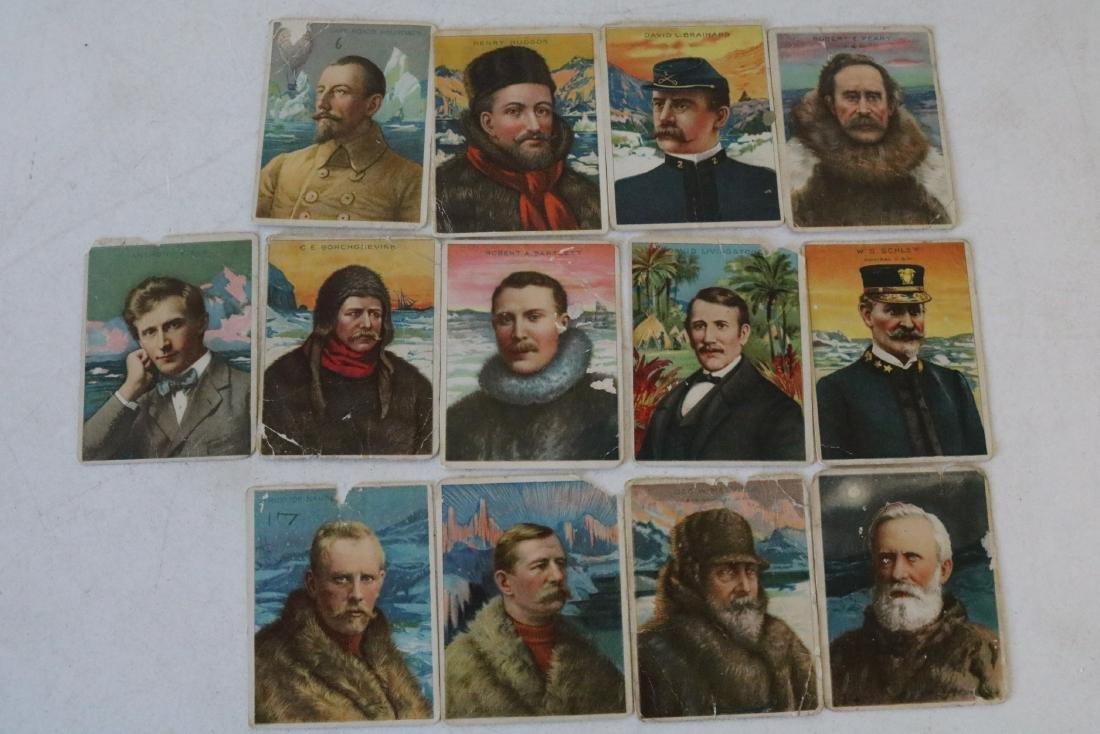 Lot of 13 Hassan The Oriental Smoke Cigarette Cards