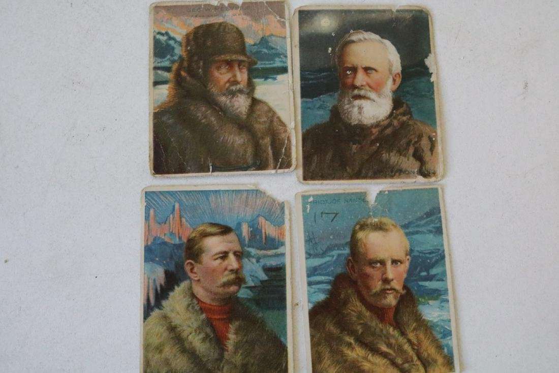 Lot of 13 Hassan The Oriental Smoke Cigarette Cards - 2