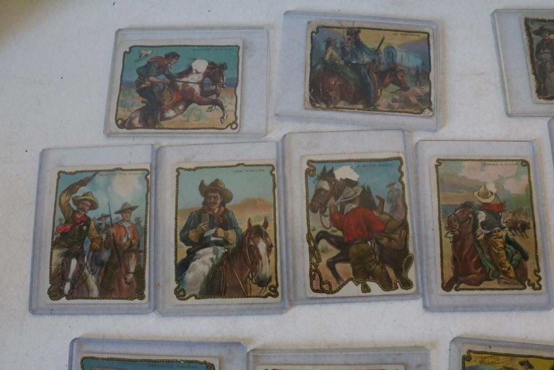 Lot of 23 Hassan Cork Tip Cigarette Cards - 2