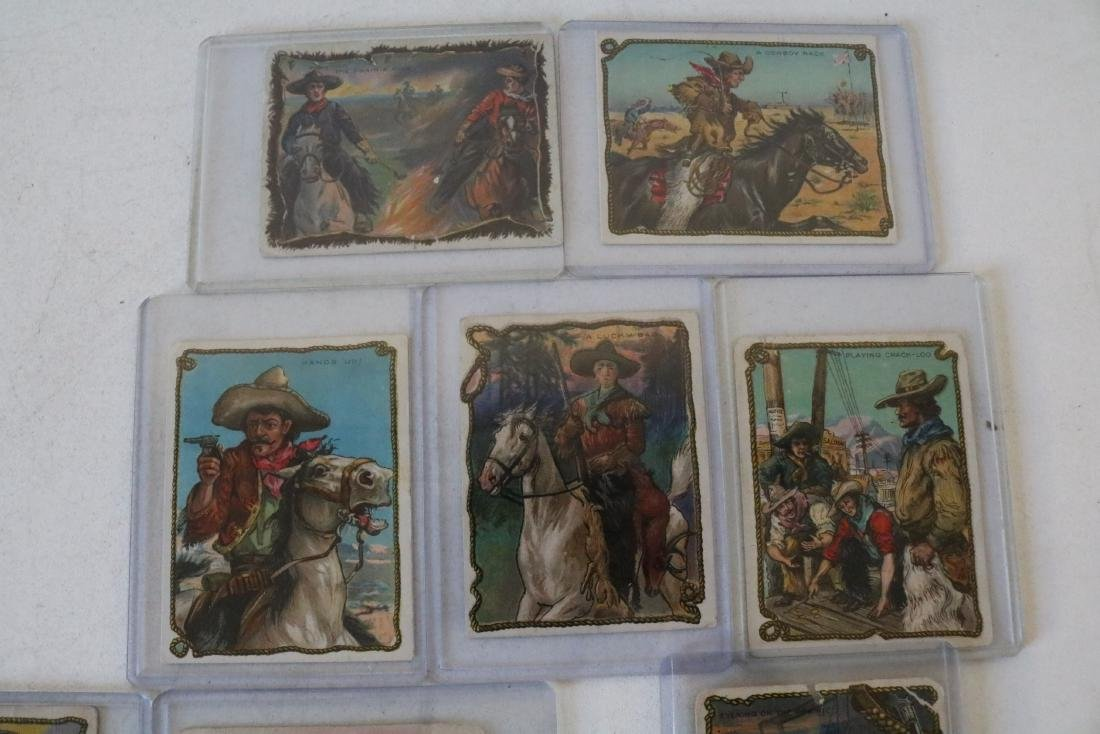 Lot of 23 Hassan Cork Tip Cigarette Cards - 3