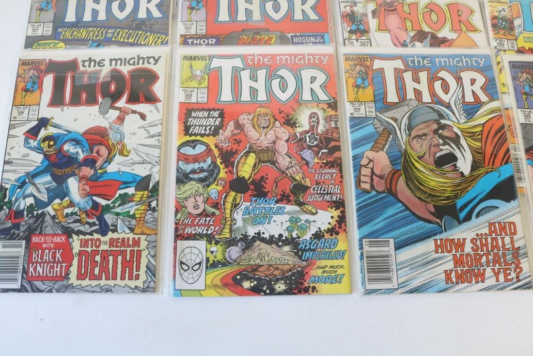Lot of 21 Thor Marvel comics - 10