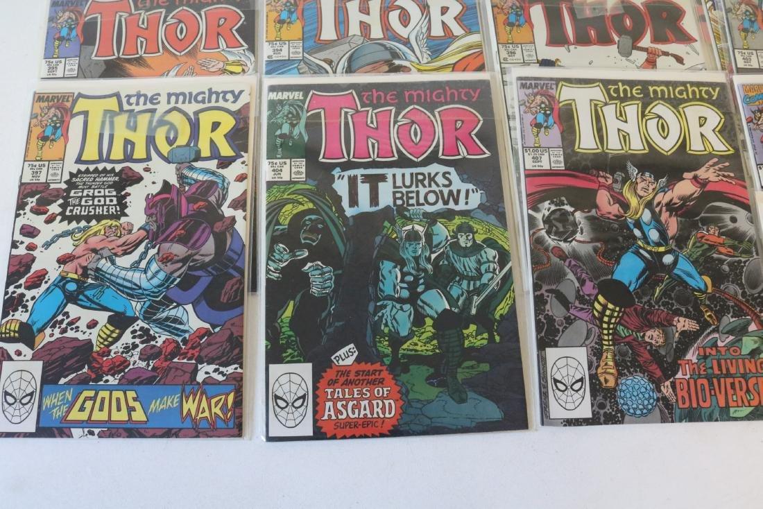 Lot of 21 Thor Marvel comics - 3