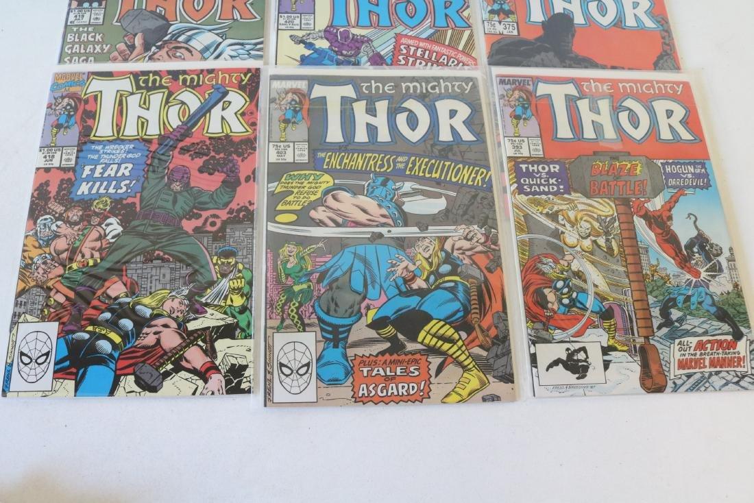 Lot of 21 Thor Marvel comics - 7
