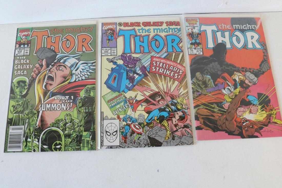 Lot of 21 Thor Marvel comics - 8