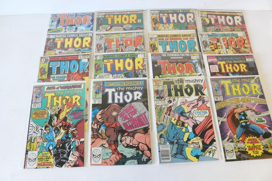 Thor and 204 and higher