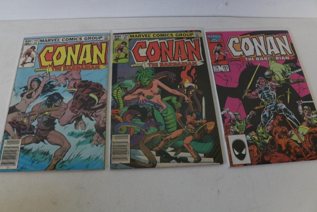 Lot of 28 Conan Marvel comics - 10