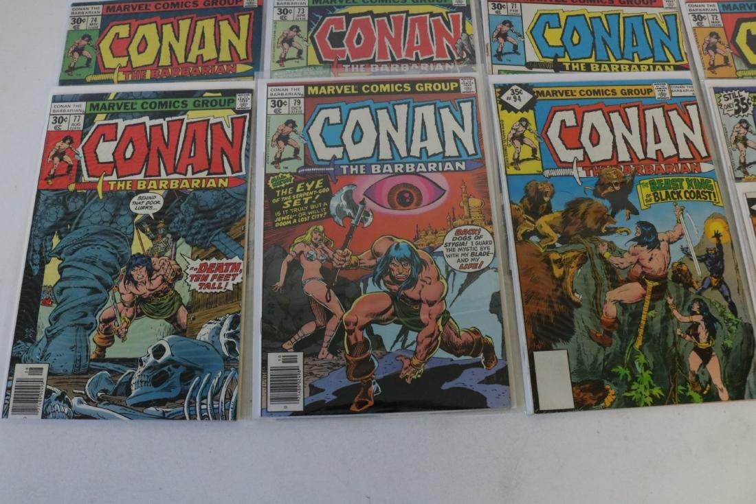 Lot of 28 Conan Marvel comics - 4