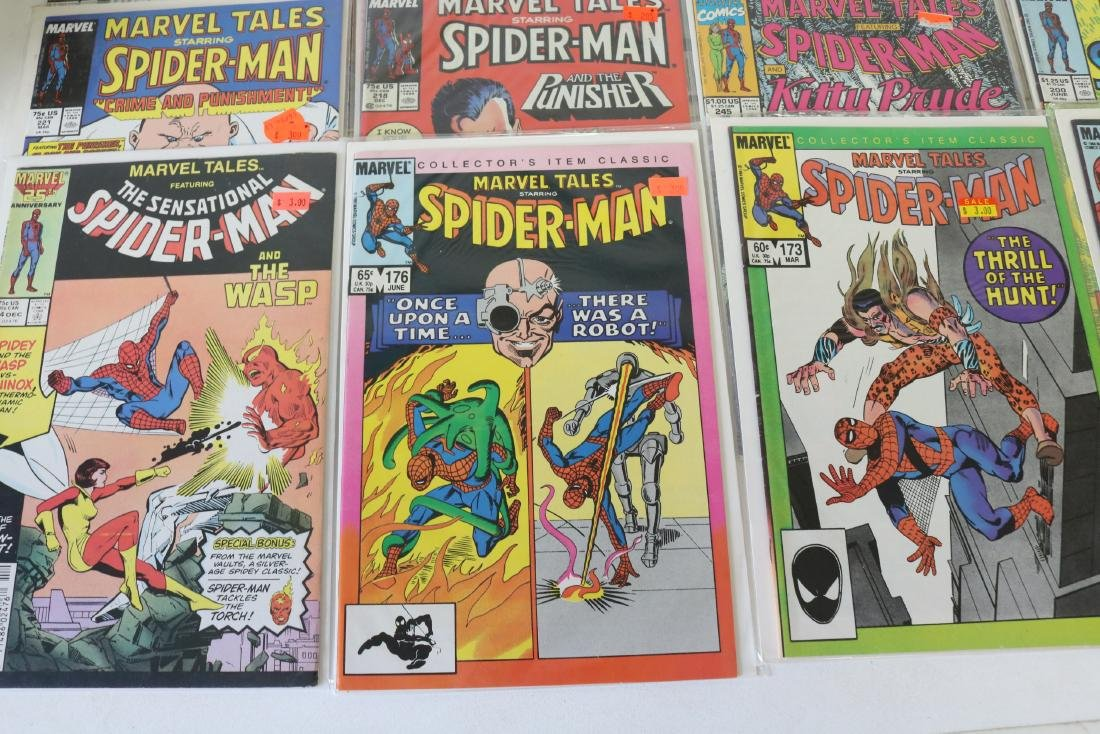Lot of 31 Marvel Tales comics - 2