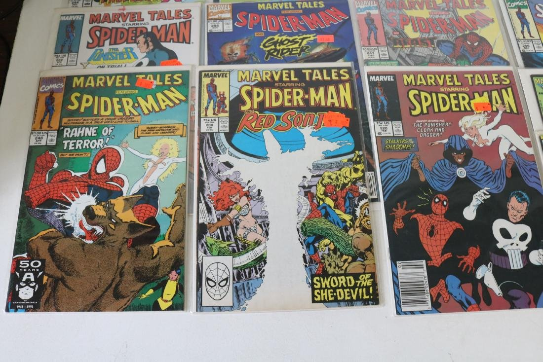 Lot of 31 Marvel Tales comics - 4