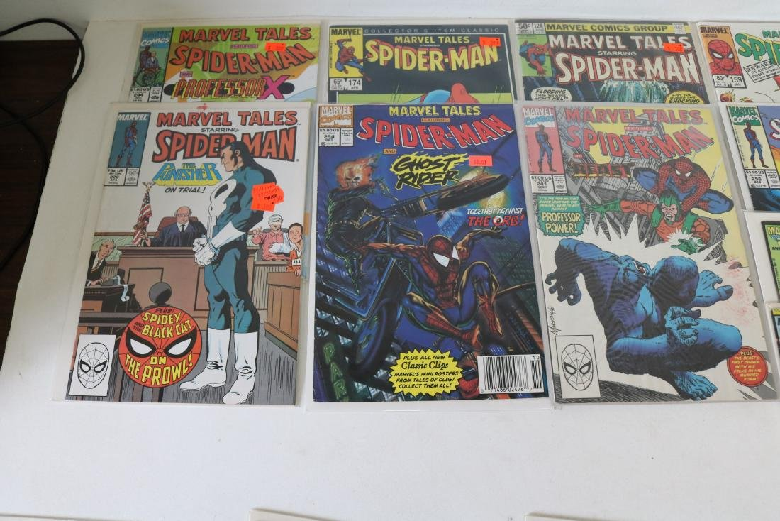 Lot of 31 Marvel Tales comics - 5
