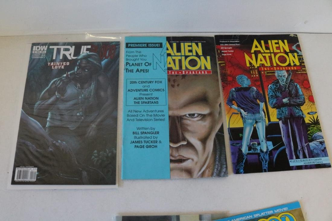Lot of 14 Television themed comics - 6