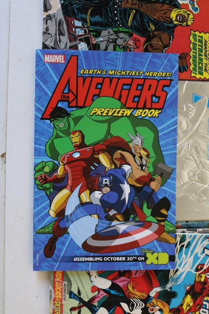 Avengers lot of 25 Marvel comics - 2