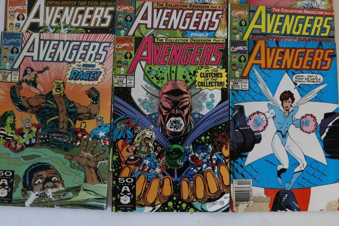 Avengers lot of 25 Marvel comics - 6