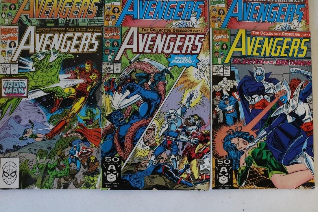 Avengers lot of 25 Marvel comics - 7
