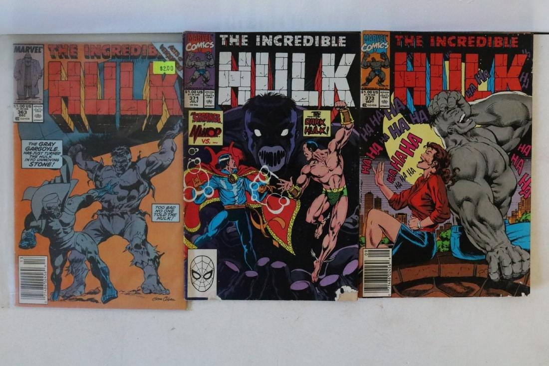 Incredible Hulk lot of 25 comics - 10