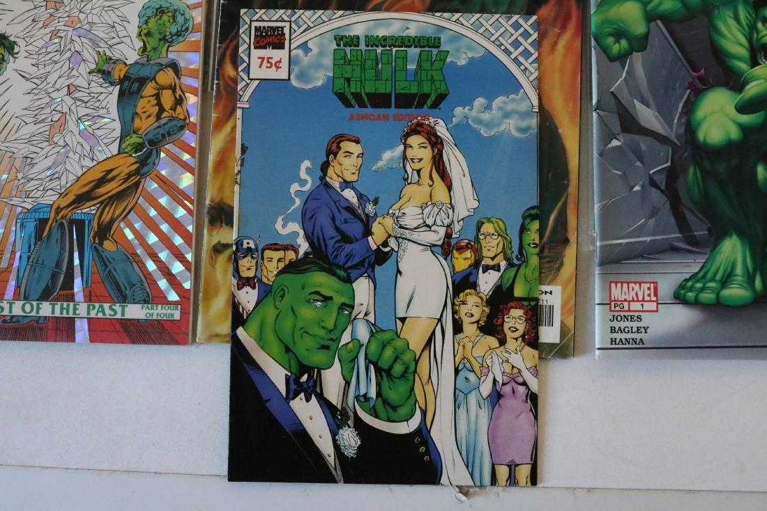 Incredible Hulk lot of 25 comics - 2