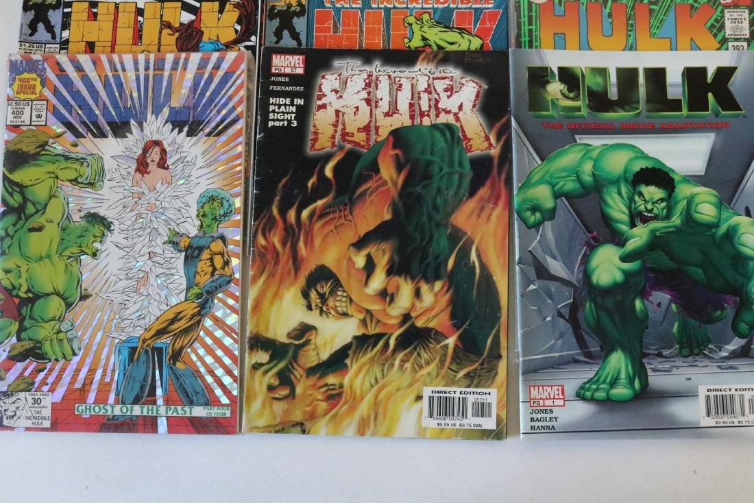 Incredible Hulk lot of 25 comics - 3